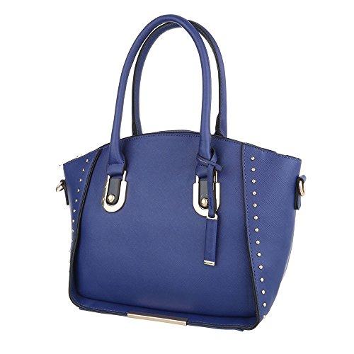 Taschen Blau Blau Handtasche Blau Taschen Handtasche Taschen Taschen Handtasche rq7xtrE