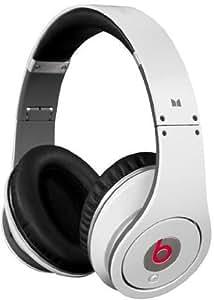Beats by Dr. Dre Studio Over-Ear Headphones - White