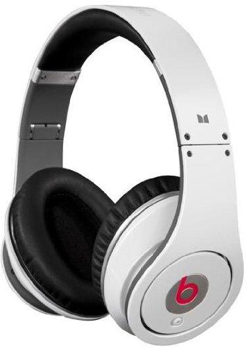 Beats by Dr. Dre Studio Over Ear Kopfhörer, weiß