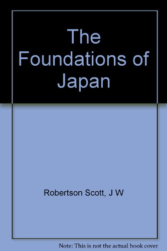 The Foundations of Japan
