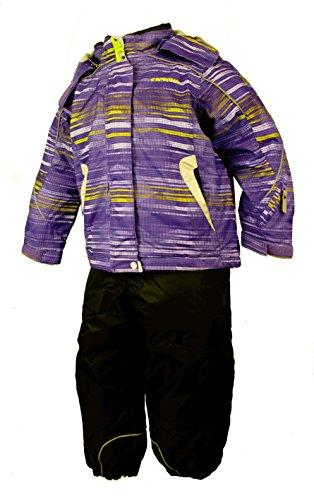 ICEPEAK - FIA Kleinkind Skikombi Schneeanzug - lila