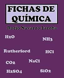 68 ejercicios resueltos de ajustes de reacciones químicas (Fichas de química) (Spanish Edition)