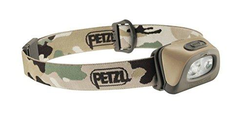 Lampe frontale militaire Petzl Tactikka RGB