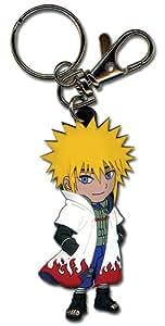 Naruto Shippuden Chibi 4th Hokage Minato Namikaze (Yondaime) porte-clés