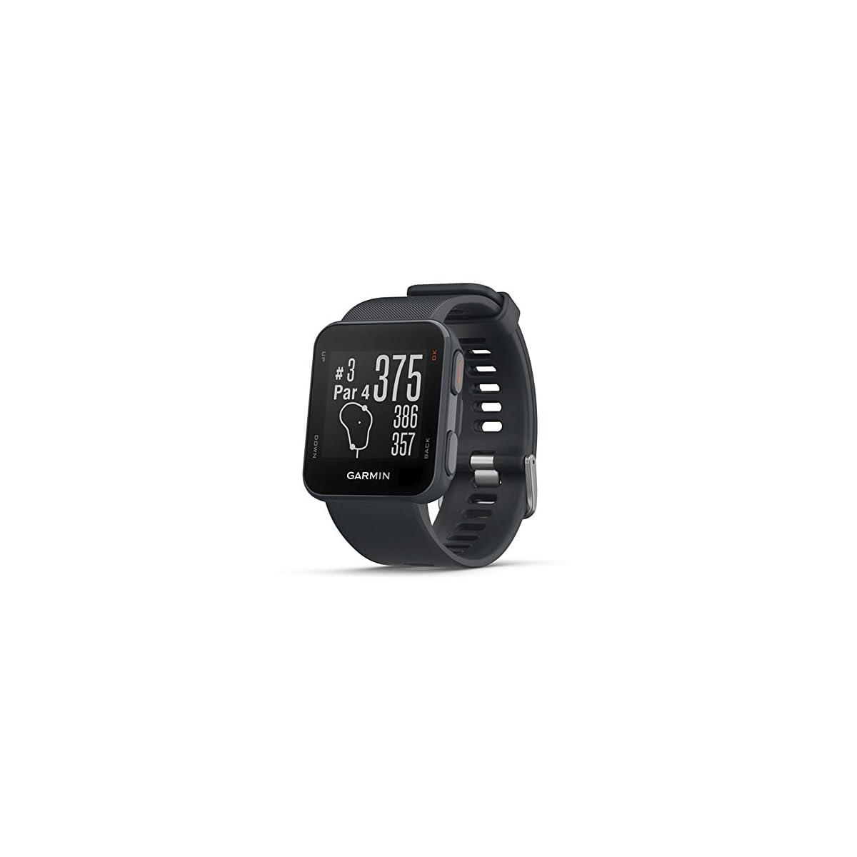 419LUxYJ9CL. SS1200  - Garmin Approach S10 - Reloj de Golf (Campos mundiales preinstalados, Resistencia al Agua 5 ATM)