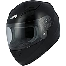 Astone Helmets gt2 km-mbks casco Moto Integral GT Kid Gloss, Color Negro Brillante, talla S
