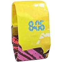 LCLrute Papieruhr Creative LED Wasserdichte Uhr Tyvek Papierband Digitaluhren