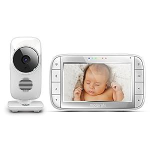 Motorola MBP48 5 inch Video Baby Monitor   13