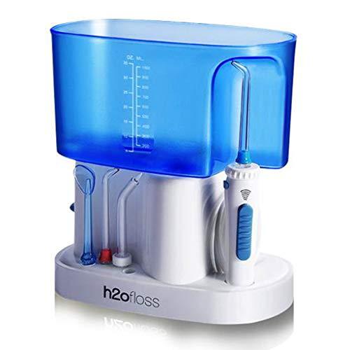 LY-01 Munddusche Wasser-Flosser, Familie elektrisches zahnmedizinisches Mundwasser-Irrigator für die Zähne säubern, 6 justierbarer Druck