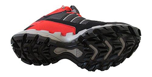 Adidas Ax Outdoor 1 Mid Gtx Hommes Hi Top Bottes Walking (uk 6 Us 6.5 Eu 39 1/3, Shagre / black1 / G SHAGRE/BLACK1/VIVRED G65145