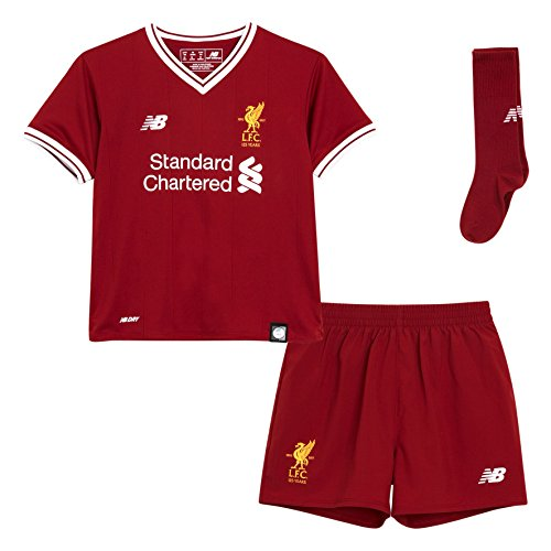 Liverpool F.C. LFC Infant Home Kit 17/18 Official