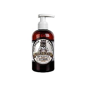 Mr. Bear Family Beard Wash – verschiedene Duftnoten