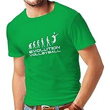 N4086 Camiseta Evolution Volleyball gift
