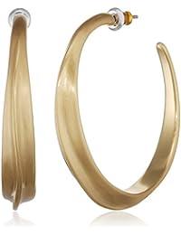Pilgrim Pendientes de aro Mujer chapado en oro - 211742723