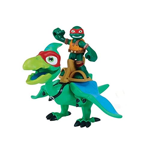 Giochi Preziosi Turtles Half Shell Heros 2PACK Dino Version