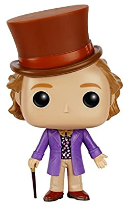 Funko - POP Movies - Willy Wonka - Willy Wonka