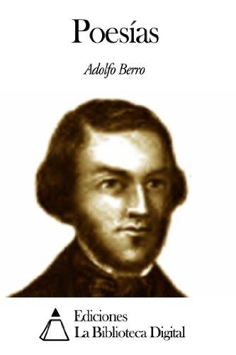 Poesías por Adolfo Berro