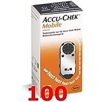 Preisvergleich für ACCU Chek mobil - 50 Kassette test für Kontrolle von Blutzucker - accucheck