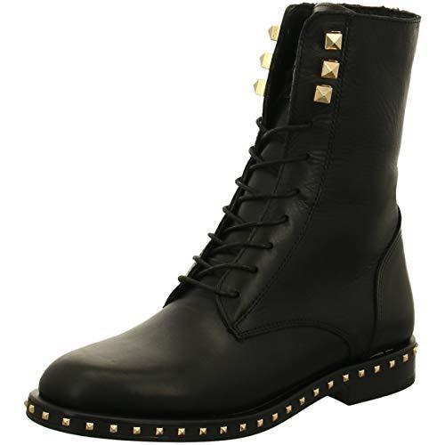 Alpe Woman Shoes Damen Stiefeletten Firenze Boot 4336.04.05 schwarz 739938 (Firenze Boots)