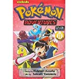 Pokemon adventures vol 11