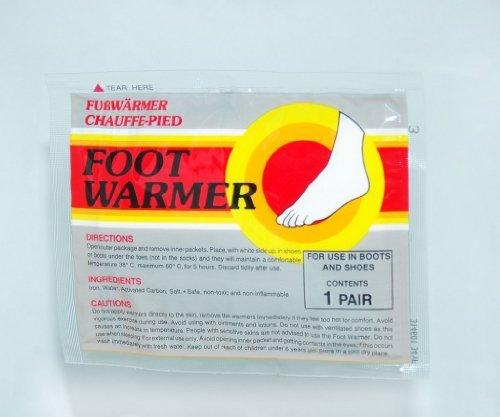 Mycoal Foot Warmers - 40 Pairs