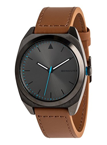 Quiksilver The PM Leather - Analog Watch - Analoge Uhr - Männer