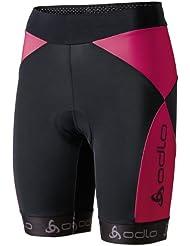 Odlo Damen Hose Radsport Tights Shorts Flash X