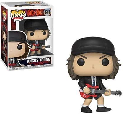 Funko 36318 Pop! Vinilo: Rocks: AC/DC: Angus Yo...