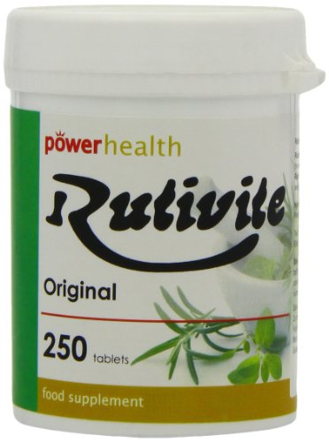 Power Health Rutivite - Pack of 250 Tablets Test