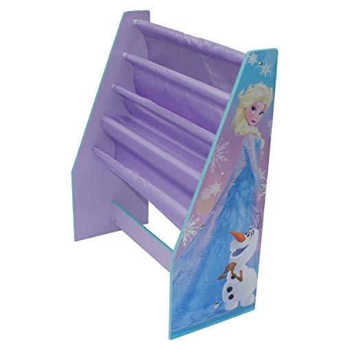 Unbekannt Disney Frozen Sling Bookcase Bücherregal Eiskönigin Aufbewahrung Regal Bücher...