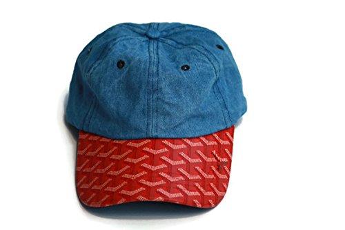 goyard-dad-baseball-cap-navy-blue-red