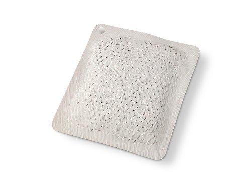 Authentics 6037514 Pochette en maille Crème/blanc Taille L 25 x 29 x 0,5 cm