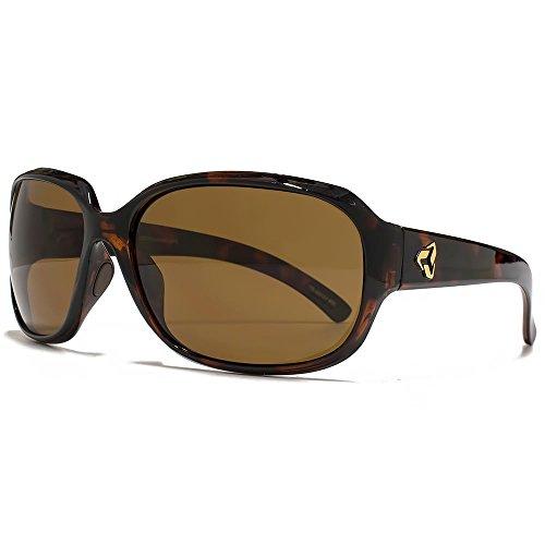 Ryders Eyewear Polarisierte Sonnenbrillen Kira in schildpatt R913 002 One Size Brown Polarised (Kira Sonnenbrille)