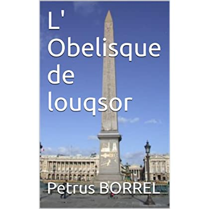 L' Obelisque de louqsor