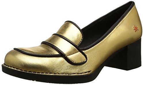 Art Bristol 79, Loafer Pompes Femme Or (Gold)