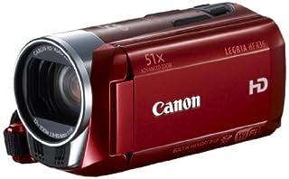 Canon LEGRIA HF R36 - Videocámara HD 3,2 MP (Alta definición, Puerto SD/SDHC, zoom óptico 32x, Wifi, memoria flash integrada 8 GB) - rojo (B0078KVM3E)   Amazon Products