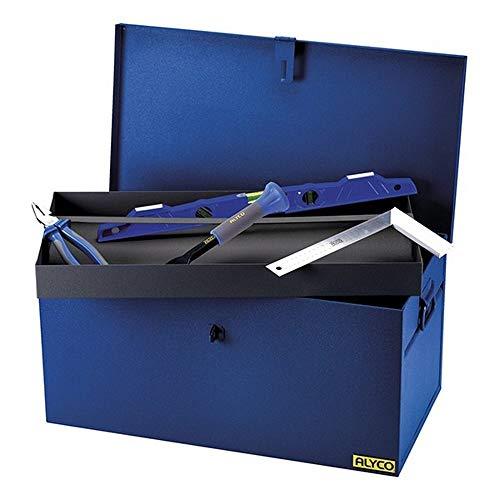 Alyco 192793 - Baul metalico herramientas cierre candado