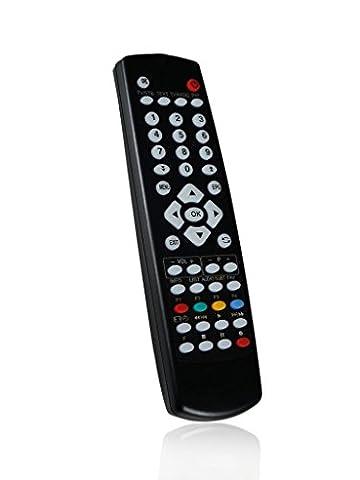 BRC4.11224 Ersatzfernbedienung speziell für HUMAX Receiver HD-1000 - bonremo®-Edition inkl. (Humax 1000)
