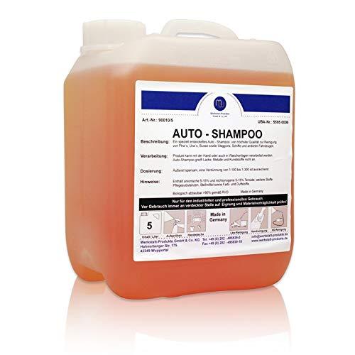 MW Autoshampoo Konzentrat 5L