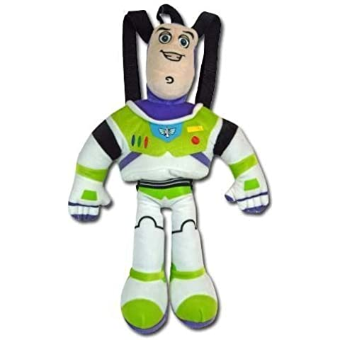 Toy Story Buzz Lightyear 16 Full Body Plush Backpack by Disney