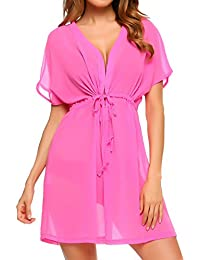 Suchergebnis Auf Amazonde Für Strand Poncho Pink Bekleidung