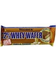 Weider Whey Wafer Bar, Vanille, 24 x 35 g (1 x 840 g)