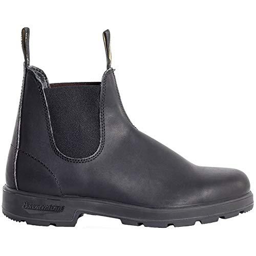 Blundstone Classic, Unisex-Erwachsene Kurzschaft Stiefel, Schwarz (Black Premium), 46 EU (11 ()