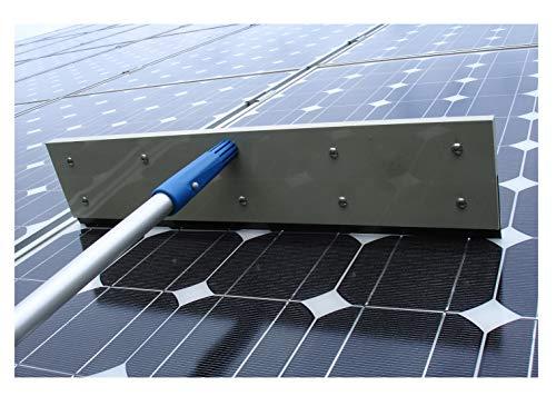 PV Schneeschieber / - Abzieher 500mm x 110mm Photovoltaik Solaranlagen Glas