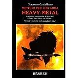 METODO PER CHITARRA HEAVY METAL + CD