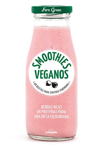 Smoothies veganos por Fern Green