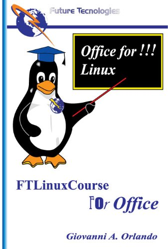 FTLinux Course for FTOffice. Course Open Office 1.1, Scribus and Tex Macs