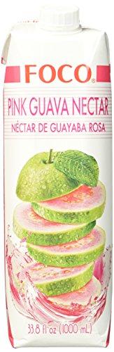 Foco Pink Guave, Nektar, 12er Pack (12 x 1000 ml)