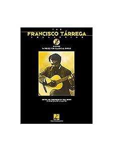 The Francisco Tarrega Collection - Guitar - BOOK+CD