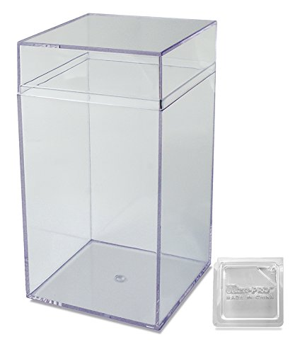 "Ultra Pro 7"" Figurine Display Case for Beanie Babies, Web Kinz & Other Plush ..."